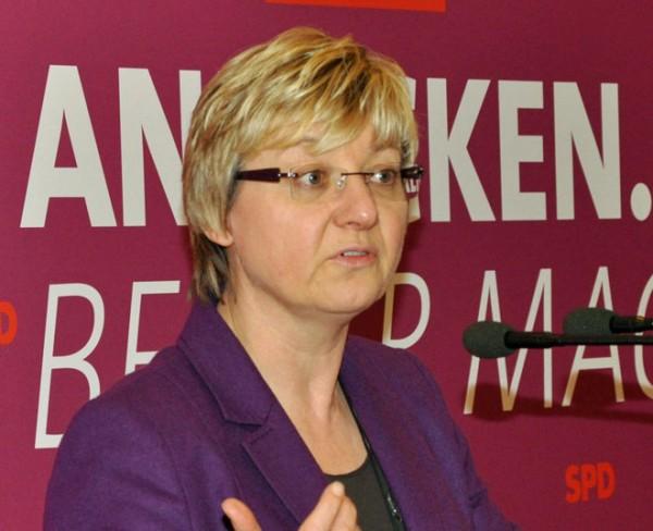 Frauke Heiligenstadt in Essen