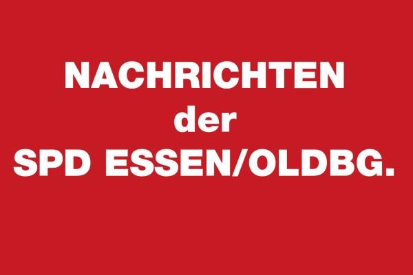 Nachrichten der SPD Essen/Oldbg.