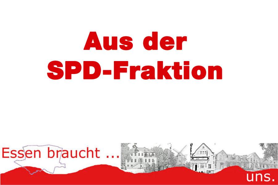Aus der SPD-Fraktion