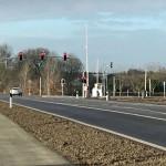 Freigabe der Kreuzung Löninger Straße / Lastruper Straße