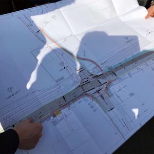 Planungskarte