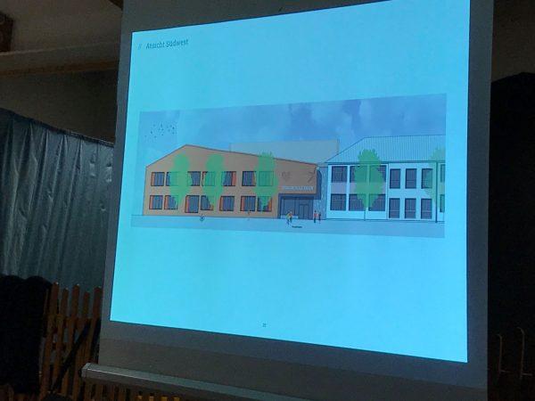 Bild zur Vorstellung der Grundschulplanung