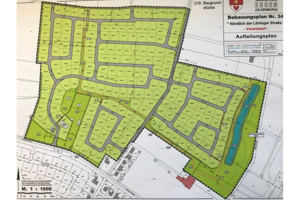 Entwurf B-Plan 34