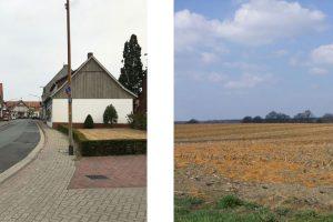 Bilder von Detlef Kolde machen die unterschiedlichen Bodenwerte deutlich